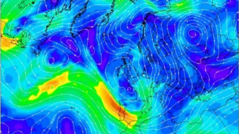 Los vientos giran a NW de cara al sábado y por tanto harán bajar la...