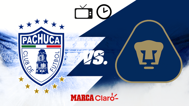 Hundimiento Dedicar Almeja  Liga MX Clausura 2021: Pachuca vs Pumas: Horario y dónde ver hoy por tv en  vivo el partido de la jornada 19 de la Liga MX | MARCA Claro México