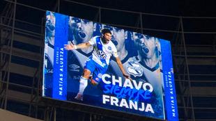 Alustiza se convirtió en referente dentro del club.