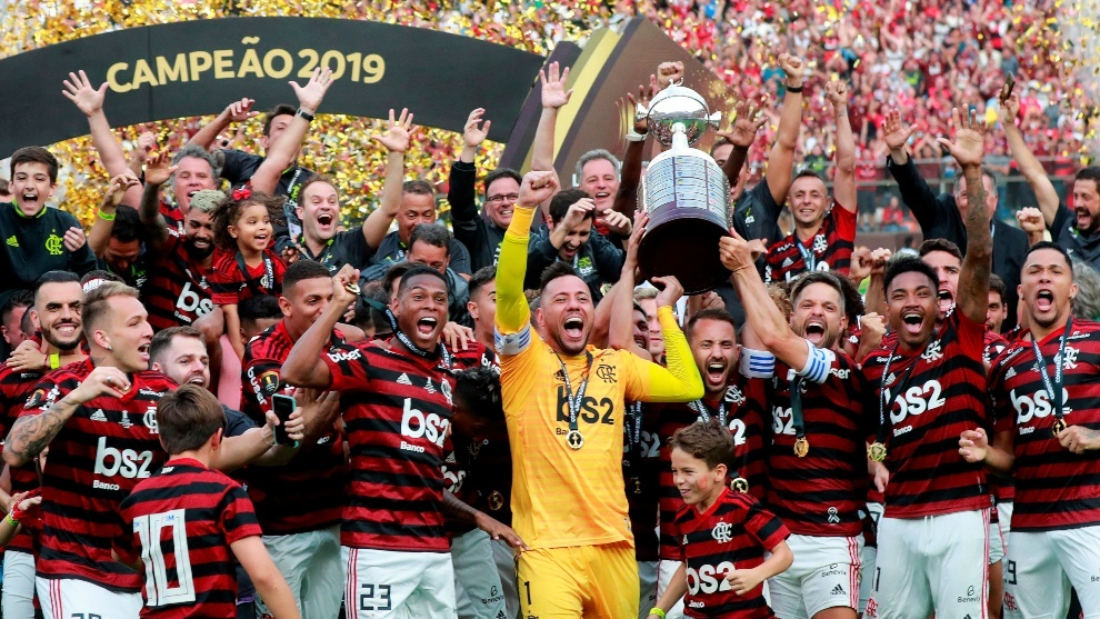 Image result for flamengo libertadores campeon
