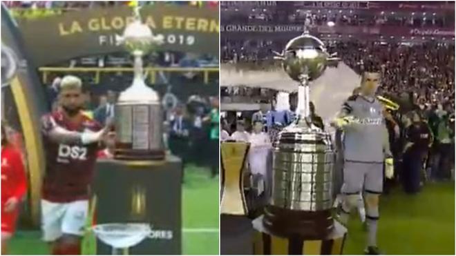 Los dos equipos brasileños campeonaron.