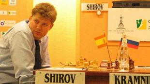 Alexei Shirov, en una imagen de archivo