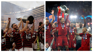 Flamengo y Liverpool no entran hasta semifinales