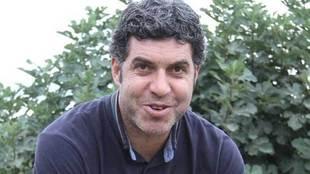 Ramón Dacosta, presidente de la UD Ourense