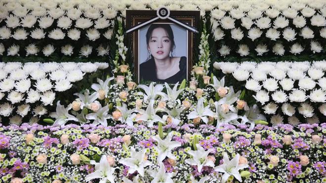 """La cantante Goo Ha-ra dejó una nota """"pesimista"""", según la policía..."""