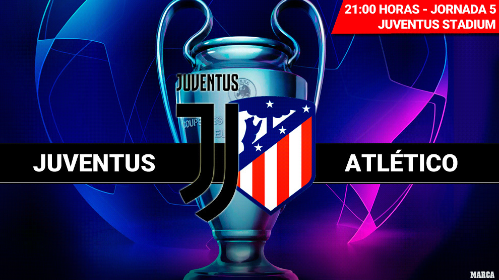 Juventus- Atletico de Madrid: horario, canal y dónde ver en TV hoy el...
