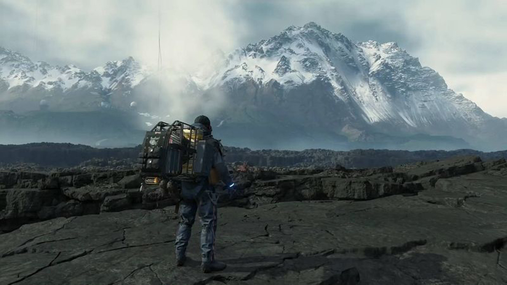 Hideo Kojima revela un pequeño Making-off de Death Stranding