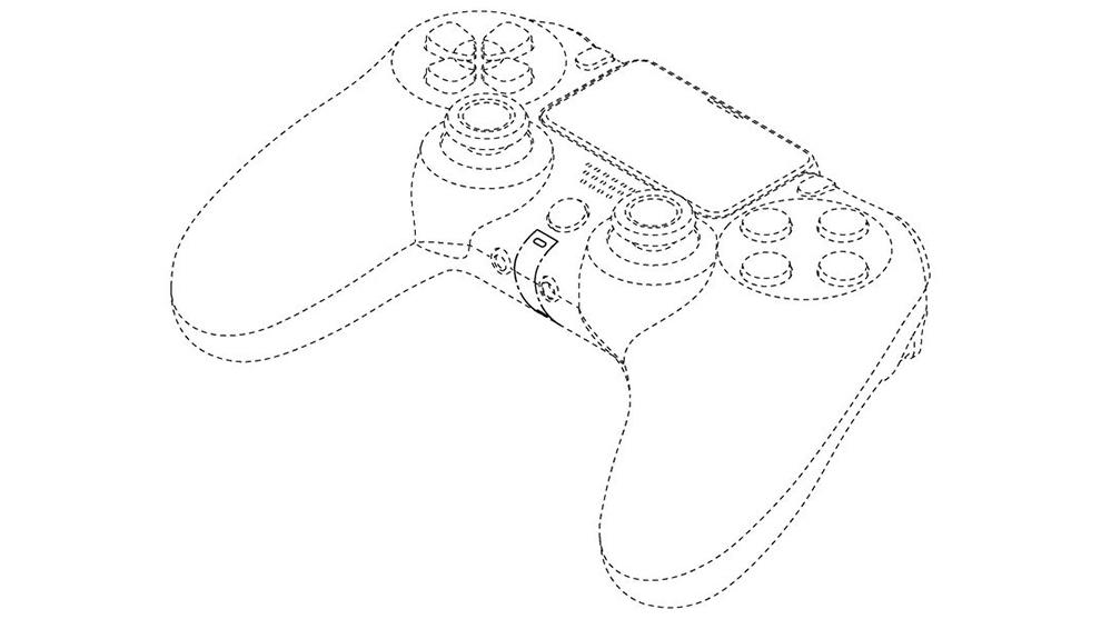 La patente podría enseñarnos cómo será el próximo 'DualShock 5'