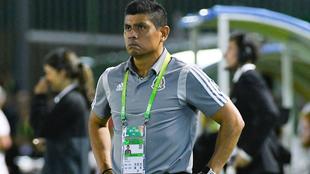 Chima Ruiz en el Mundial sub 17 Brasil 2019.