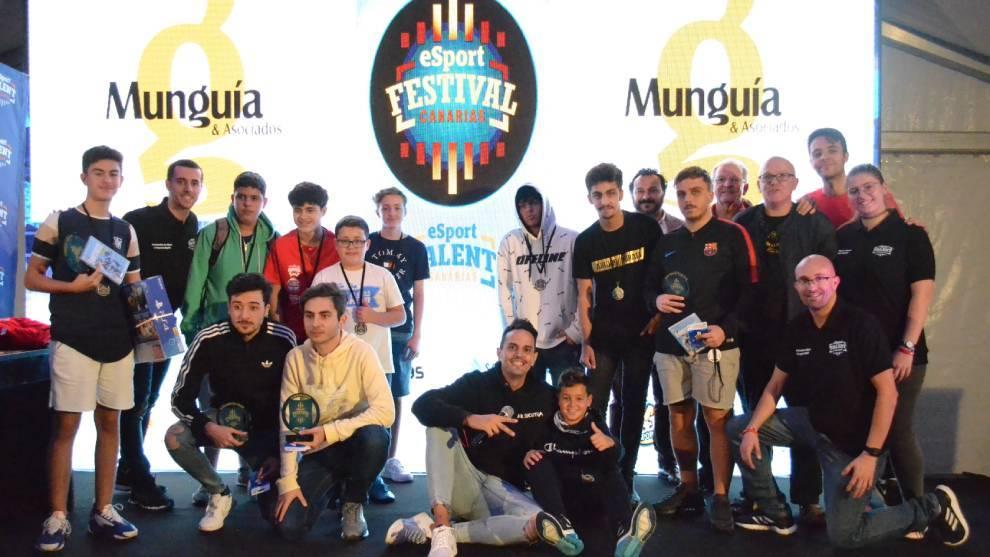 El Esports Festival Canarias ha tenido un éxito rotundo en su primera...