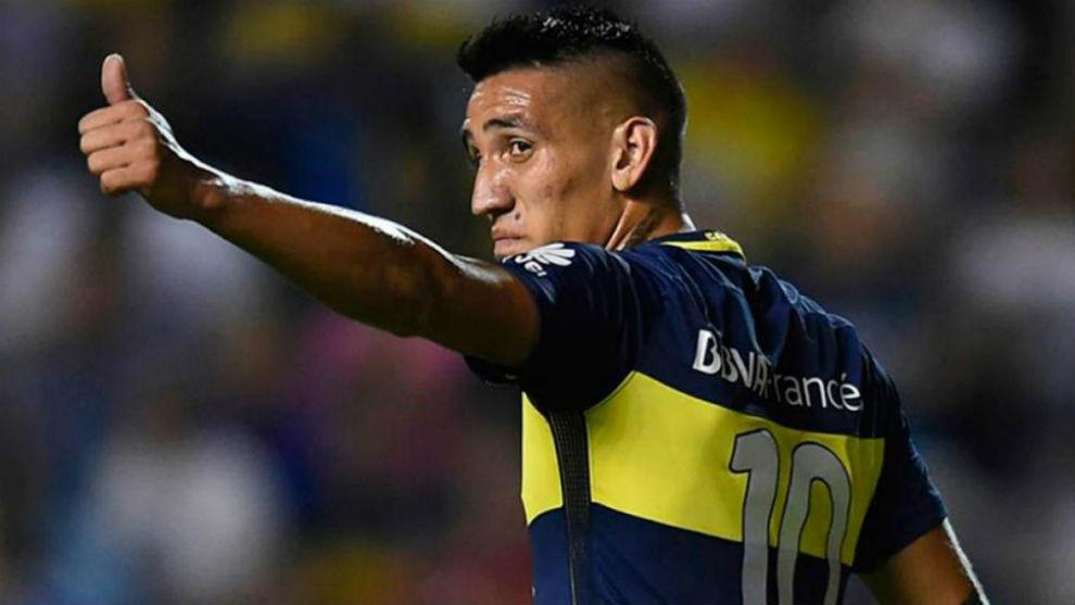 Guillermo me propuso ir a LA Galaxy — Ricardo Centurión