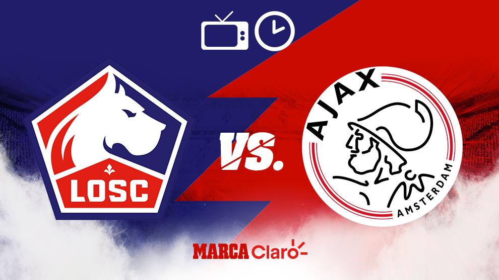 Xem lại Lille vs Ajax, 28/11 – Champions League 2019