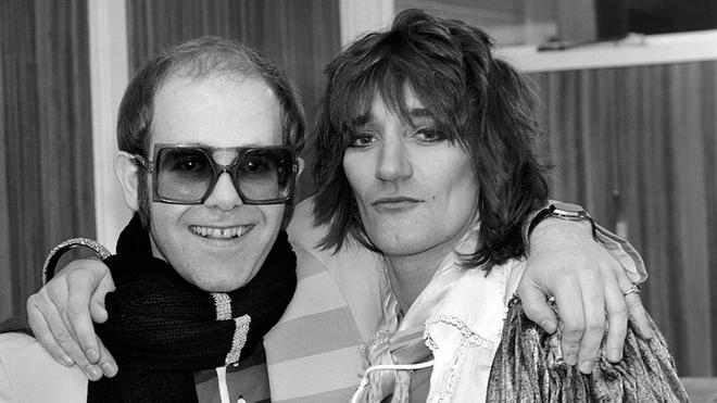 El motivo por el que Rod Stewart y Elton John ya no se hablan.