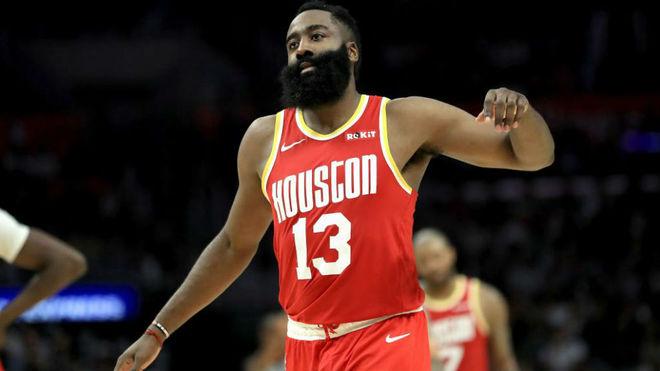 James Harden valoró los posibles cambios que la NBA pretende llevar a...