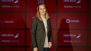 Fátima Gálvez, en la iniciativa 'Talento a bordo' de...
