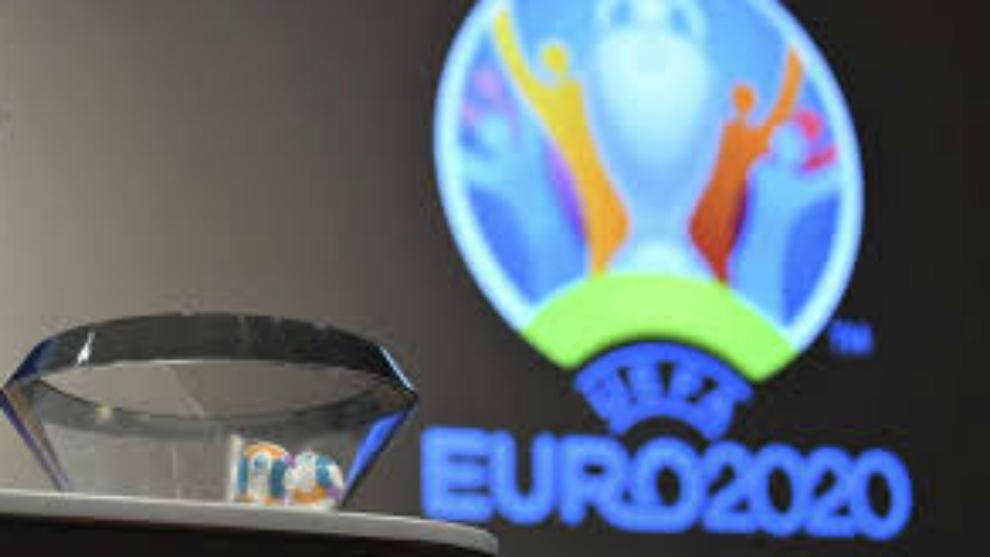 Horario y dónde ver por TV hoy el sorteo de la Eurocopa 2020