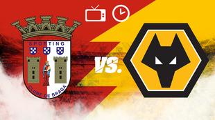 Braga vs Wolves, hora y dónde ver