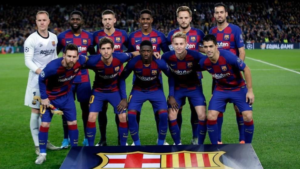 Fc Barcelona Borussia Dortmund Uno A Uno Del Barcelona Que Hubiera Sido Del Barca Sin Ter Stegen Marca Com