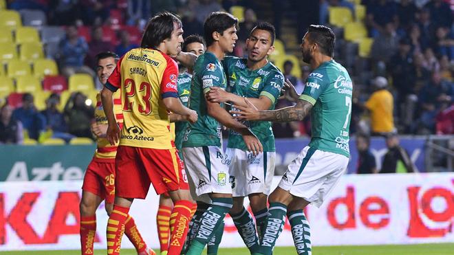 Morelia vs León, en vivo minuto a minuto