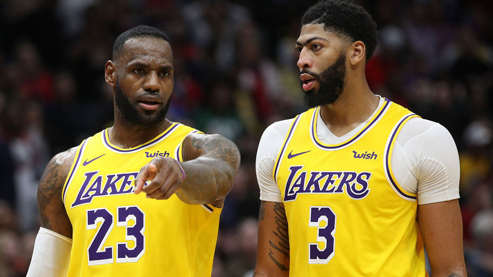 Pelicans vs Lakers: Anthony Davis (41+8) reina en la noche ...