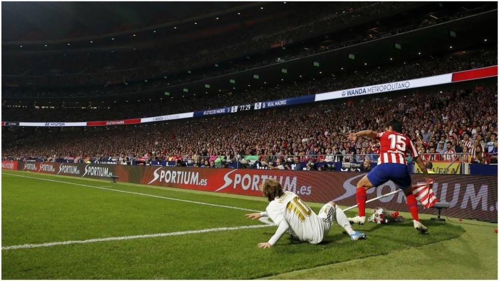 Messi decisivo con su 30° gol en 38 partidos contra Atlético