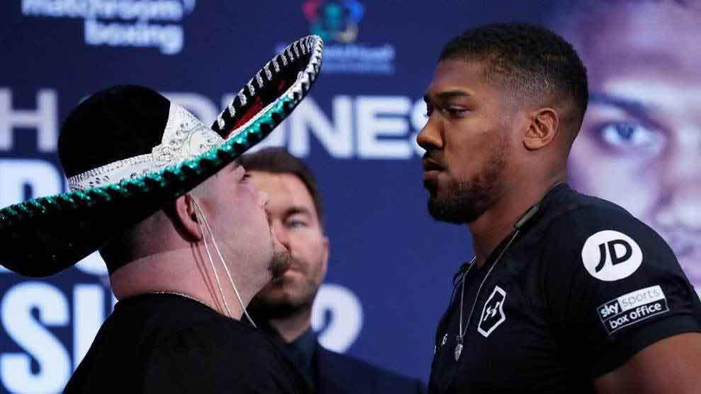 Box en vivo: Andy Ruiz Jr. vs Anthony Joshua ii