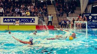 Imagen del partido Sabadell-Utrech