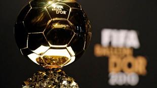 El Balón de Oro 2019 fue para Messi.