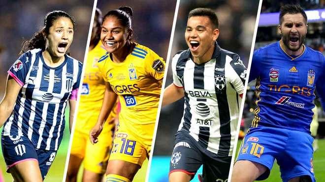 El norte quiere volver a dominar el fútbol mexicano.