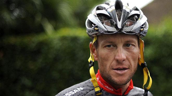 Lance Armstrong, en una foto de archivo.