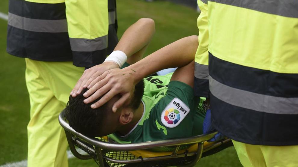 Siovas got injured