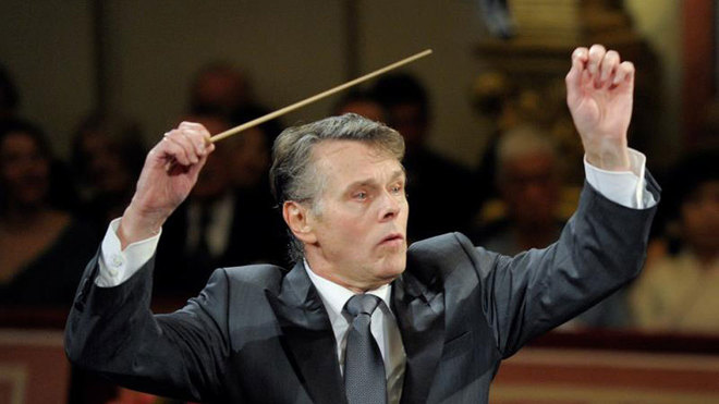 Fallece a los 76 años el director de orquesta Mariss Jansons.