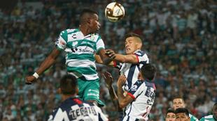 Santos vs Monterrey, en vivo minuto a minuto