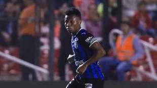 Aboagye terminó participación con Gallos en el Apertura 2019.