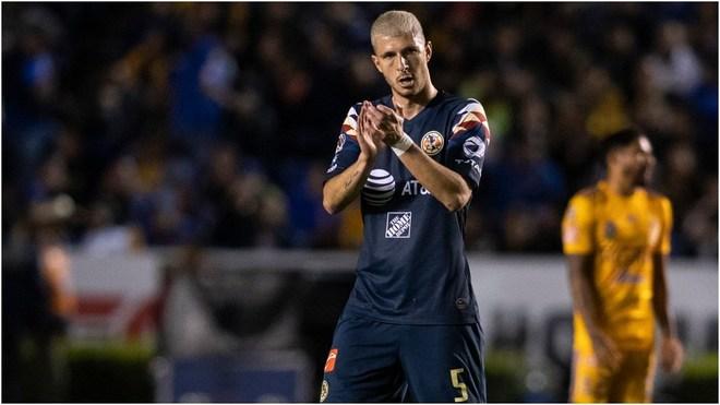 Rodríguez hizo el segundo gol azulcrema
