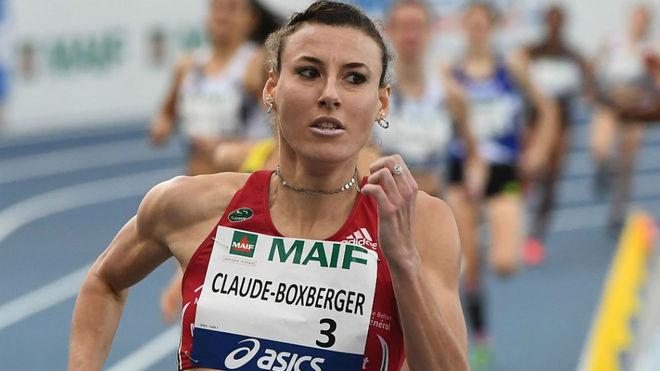 Claude-Boxberger, en carrera.
