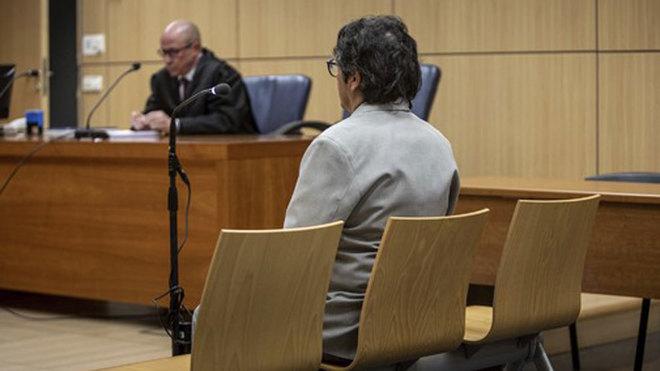 El ex marido de Mónica Oltra es condenado a cinco años de prisión...