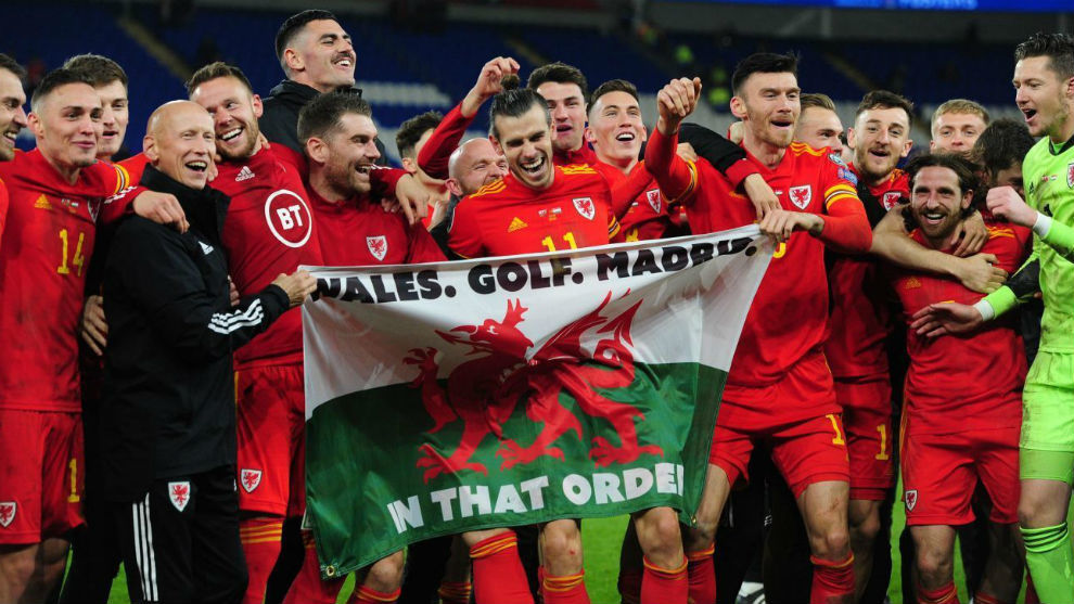 Bale y Gales se quedan sin golf en la Eurocopa