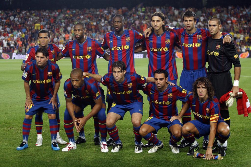 Liga Española - FC Barcelona: La evolución de Messi del primer Balón de Oro  al sexto   MARCA Claro Usa