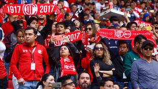 La afición del Toluca no está a gusto con la selección del Chepo.