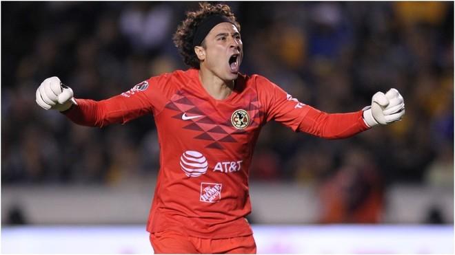 Ochoa llegó esta temporada al América