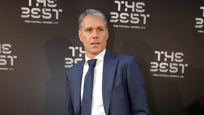 Marco van Basten removed from Federation Internationale de Football Association  20 over offensive comment