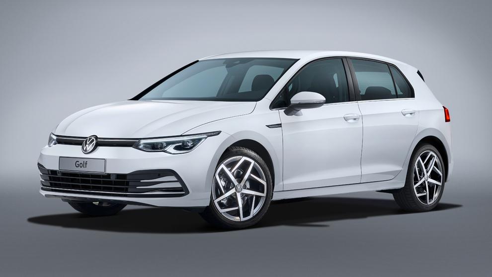 El Volkswagen Golf 8 abrirá pedidos en breve.