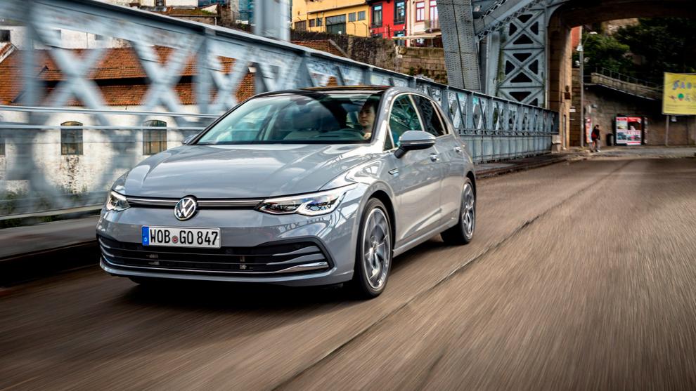 El Volkwagen Golf 8 se podrá pedir en diciembre y llegará en...
