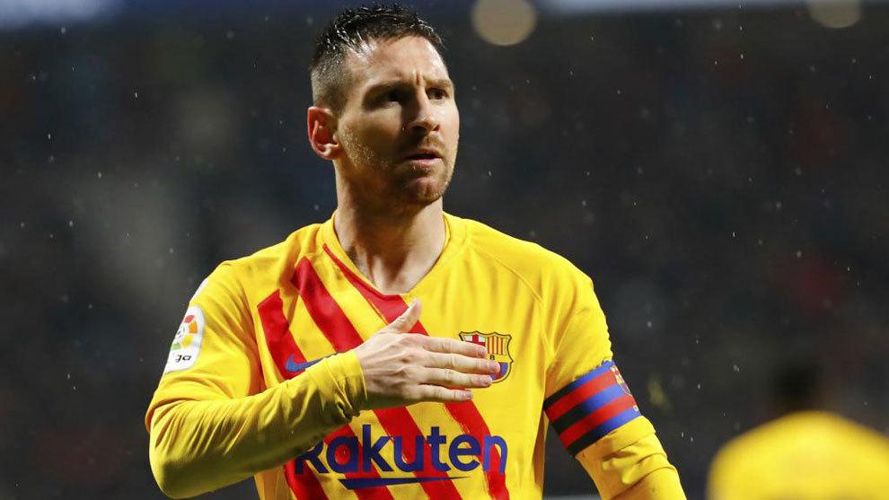 El minucioso plan de Messi para alargar su carrera