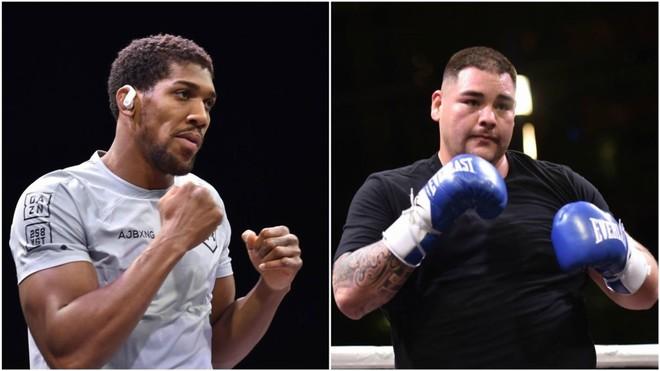 ¿Cuánto ganará Andy Ruiz en la revancha contra Anthony Joshua?