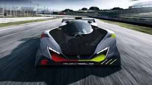 Peugeot se asocia con Rebellion.