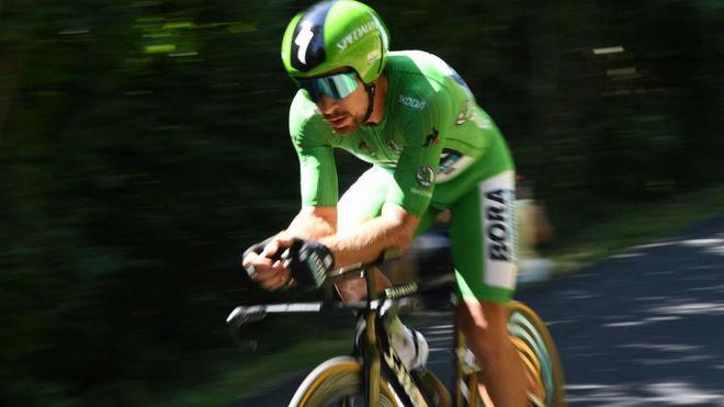 Peter Sagan, en el último Tour de Francia.