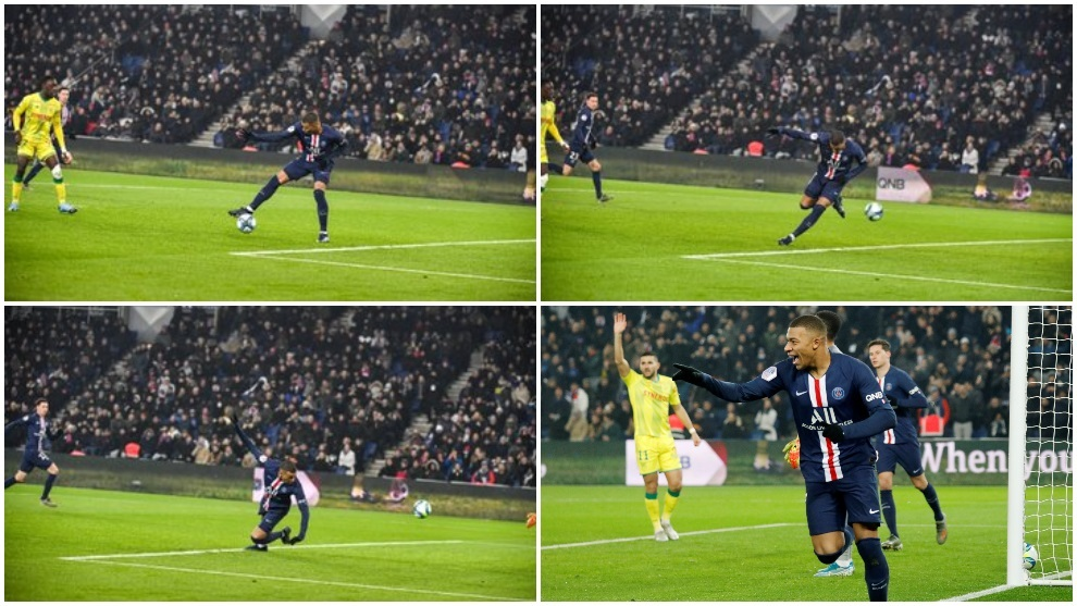 Mbappe and Neymar on target as PSG sink Nantes