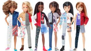 Los muñecos de género inclusivo de Mattel, entre los 100 mejores...